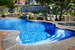 Vlastní bazén? Vybírejte v kategorii levné plastové bazény do země