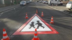 Poučte děti o zásadách bezpečnosti při pohybu kolem silnice