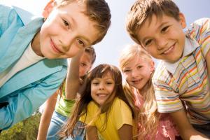 Dětské hřiště poskytne prostor pro zábavu i zdravý pohyb