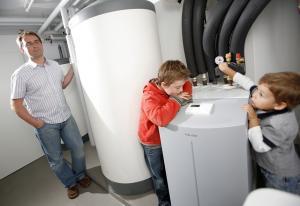 Tepelné čerpadlo do každého nízkoenergetického domu