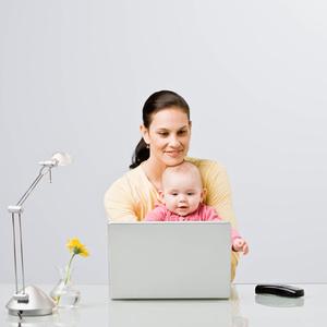 Práce nebo rodina? Obojí!