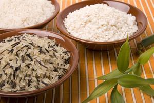 Mnoho chutí rýže