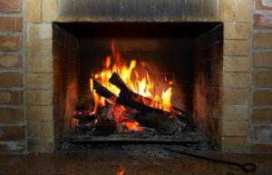 Romantické teplo domova