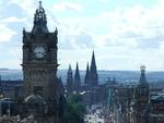 Edinburg - město skotských králů