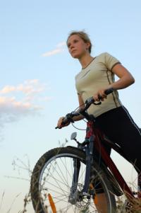 Na kole Šumavou