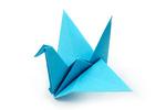 Origami - kouzlo papírových skládanek