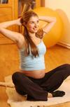 Cvičení v těhotenství
