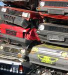 Šrotovné: lék na automobilovou krizi?