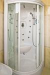 Masážní sprchový panel
