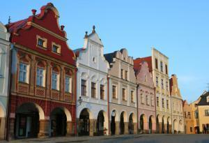 Telčsko a Slavonicko