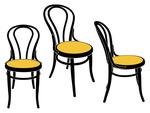 Mistr Thonet a jeho židle