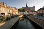 Přivítejte babí léto v Amiens