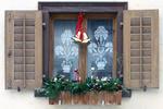 Vánoční výzdoba oken