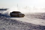 Řízení auta v zimě