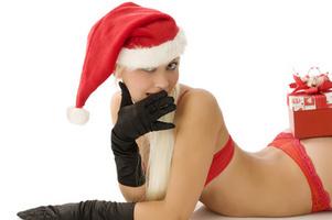 Vánoční erotické hrátky