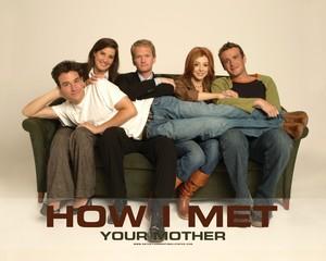 How I met your mother aneb Jak jsem poznal vaši matku