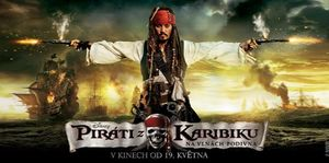 Recenze: Piráti z Karibiku - Na vlnách podivna