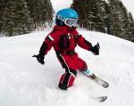 Začínáme s dětmi na lyžích
