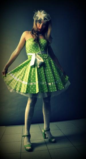 Jarní módní sezóna je tady. Zelená má zelenou!