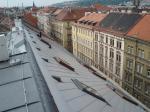 AHF Stavby - specialista na ploché střechy