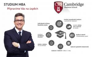 Studium MBA na prestižní Cambridge Business School
