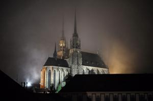 Ubytování Brno