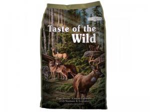 Dopřejte svému pejskovi bezobilná krmiva Taste of the Wild