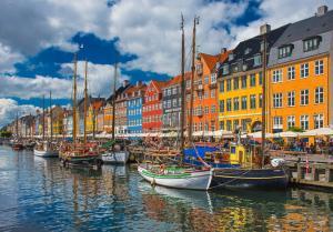 Top 5 zajímavostí Dánska