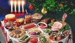 Štědrovečerní večeře na Slovensku