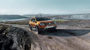 Nové modely Dacia