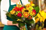 Vazbu květin nejlépe obstará zkušený florista