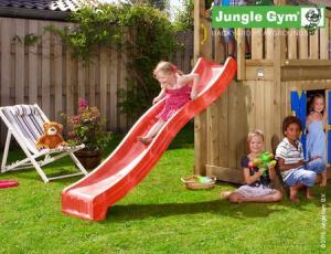 Nejlepší dárek pro děti? Dětské hřiště!